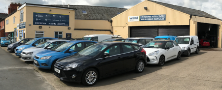welsh walls car sales