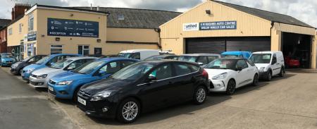 welsh walls car sales
